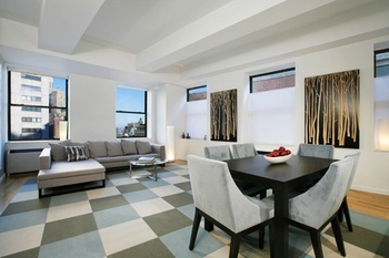 enjoy the brooklyn bridge outside your living room beautiful 2